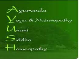 Allopathic, Indian System of Medicine, Naturopathy and Yoga (AYUSH)